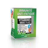 Vitamines & Minéraux Programme de 30 jours