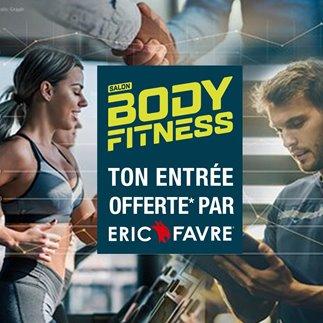 Entrée BodyFitness 1 jour*