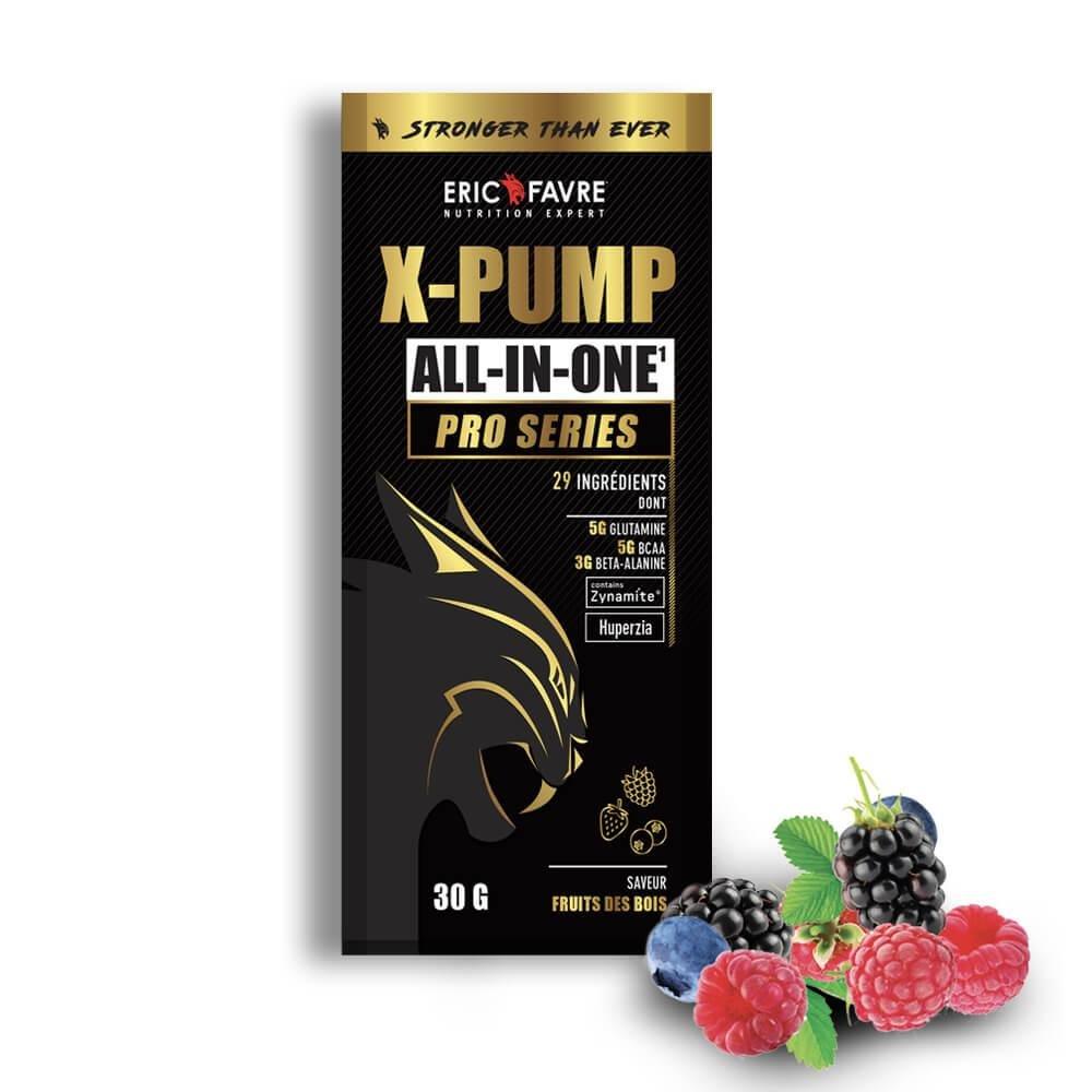 X-Pump sachet
