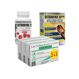 Pack Immunité Booster - 90 jours