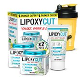 Pack Lipoxycut Plus, Programme Brule graisse
