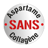 Sans Aspartame - Sans Collagène